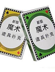 Недорогие -атомарной операции бренд реквизит покер длину Призрак карты волшебные игрушки