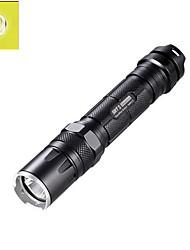preiswerte -SRT5 LED Taschenlampen LED 750lm Stoßfest / rutschfester Griff / Wasserfest Camping / Wandern / Erkundungen / Für den täglichen Einsatz /