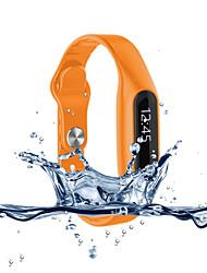 abordables -Pulsera inteligente E06 para iOS / Android Resistente al Agua Temporizador / Reloj Cronómetro / Seguimiento de Actividad / Seguimiento del Sueño / Encontrar Mi Dispositivo / Llamadas con Manos Libres