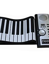 Недорогие -Sunway олень портативные электронные пианино (можно свернуть для начинающих) музыкальной шкатулки