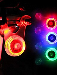 economico -Altro Mountain bike Luce LED Silicone
