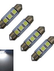 60 lm Feston Dekorationslampe 3 leds SMD 5050 Kold hvid DC 12V