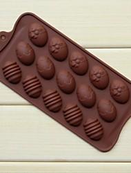 Недорогие -Мода силиконовой шоколад мыло льда желе пудинг торт украшения формы кухня Формы для выпечки инструменты для приготовления пищи (Random
