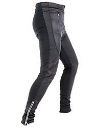 Jaggad Pantaloni da ciclismo Per uomo Bicicletta Calze/Collant/Cosciali Pantalone/Sovrapantaloni Pantaloni Tenere al caldo Asciugatura