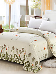 Yuxin® Cream Color Duvet Cover Fashion Soft & Comfortable Cute Dandelion Printed Full/Queen/King Size