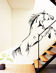 Large Horse PVC Wall Stickers