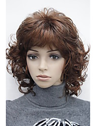 "New Fashion Charming 14""  Women's Short Curly Synthetic Wigs"