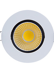 cheap -2G11 LED Recessed Lights Rotatable 1 COB 800-900 lm Warm White Cold White K Dimmable AC 220-240 V
