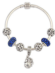 cheap -Women's European Style Fashion Purse Charm Bracelet