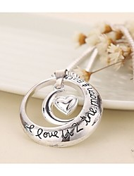 cheap -Women's Pendant Necklace - European Swiss Necklace Jewelry For Wedding, Party, Daily