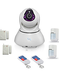 Snov® HD WIFI IP Video Camera Alarm Support Night Vision and Andriod & IOS APP SV-VPC2EK4