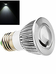 200 lm E26/E27 Lâmpadas de Foco de LED 1 leds COB Branco Quente Branco Frio AC 85-265V