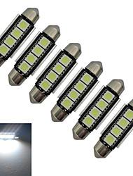 1.5w Girlande Dekoration Licht 4 SMD 5050 80-90lm kalt weiß 6000-6500k DC 12V