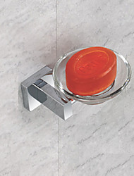 cheap -Soap Dishes & Holders Modern / Contemporary Stainless Steel 1 pc - Hotel bath