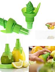 cheap -2PCS Creative Juice Juicer Lemon Spray Mist Orange Fruit Gadge Sprayer Kitchen 21*10*2 cm