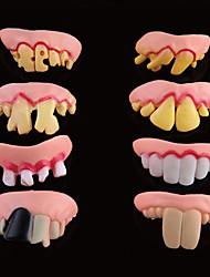 Недорогие -перемещения фантазии протезы, установленные зубов (случайный цвет)