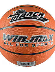 winmax® 7 # rubber basketball
