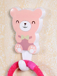 Multifunction Cartoon Bear Modeling Hook (Random Color)