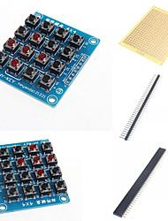 Недорогие -матрица клавиатуры части и принадлежности для Arduino робот
