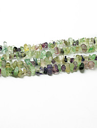 "Beadia Stone Beads 5-8mm Irregular Shape DIY Loose Beads Fit Necklace Bracelet Jewelry 34""/Str"