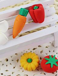 Недорогие -мультфильм растительное собрать резиновым ластиком (случайный цвет)