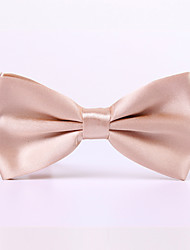 cheap -Pure Color Bow Tie Marriage