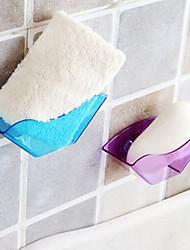 japonês multi-função cozinha e banheiro suporte de drenagem (cor aleatória)