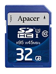 Apacer 32 GB SD karta Paměťová karta UHS-I U3 Class10