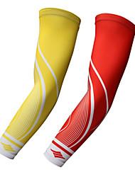 Недорогие -Митенки Велоспорт Дышащий Ультрафиолетовая устойчивость Легкие материалы Стретч унисекс Спандекс