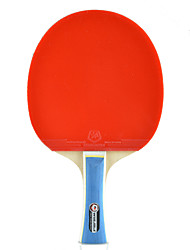 cheap -2 Stars Tennis Rackets Ping Pang Rubber Long Handle