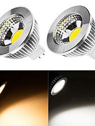 cheap -LED Spotlight MR16 1 COB 200-350 lm Warm White Cold White 2700-3500/6000-6500 K DC 12 V
