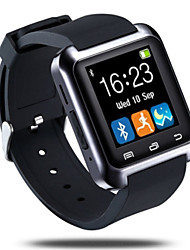 cheap -Bluetooth3.0 camber surface Smart Watch Pedometer Sleep Monitor Sync Call Message for Android Phone& iphone Fashion Watch