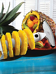 cheap -Stainless Steel Fruit Pineapple Peeler Slicer 1pc,Kitchen Tool