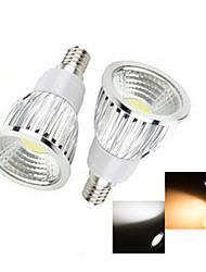 economico -E14 Faretti LED 1 leds COB Bianco caldo Luce fredda 50-150lm 2800-3500/6000-6500K AC 220-240V
