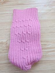 preiswerte -Hund Pullover Hundekleidung Rosa Kostüm Für Haustiere