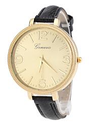 baratos -Mulheres Relógio Casual / Relógio de Moda Chinês Azulejo Outro Banda Relógio de Pulso Preta / Branco / Vermelho