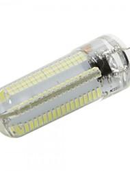 economico -10W G4 LED a pannocchia T 152 SMD 3014 1000 lm Bianco caldo / Luce fredda Intensità regolabile AC 220-240 / AC 110-130 V 1 pezzo