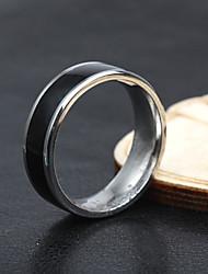 billige -fra&x® mænds fest / afslappet mode simple titanium stål ringe elegant stil