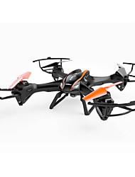baratos -RC Drone UDI R / C U818s 6 Canais 6 Eixos 2.4G Com Câmera HD Quadcópero com CR Seguro Contra Falhas / Vôo Invertido 360° / Acesso à