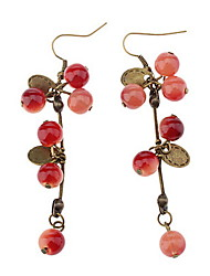 cheap -Cute Little Cherry Earrings Wedding Party Elegant Feminine Style