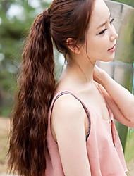 Extensions de cheveux humains Synthétique 80 20 Extension des cheveux