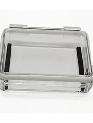 abordables -Cadre Souple Etui de protection Vis Chargeur de batterie Grande Fixation Ventouse Caméra Sportive Avec Bretelles Coque Etanche Coque