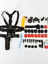 お買い得  -アクセサリー ねじ Sog ストラップ ハンドグリップ 取付方法 高品質 ために アクションカメラ Gopro 5 Gopro 4 Gopro 3 Gopro 3+ Gopro 2 Gopro 1 Sport DV その他 ステンレス鋼 プラスチック アルミニウム合金