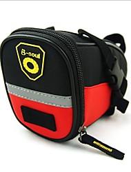 preiswerte -B-Soul® Fahrradtasche 20LFahrrad-Sattel-Beutel Multifunktions Tasche für das Rad PU Leder / 1680D Polyester FahrradtascheKlettern /