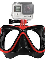 economico -Maschere da sub Montaggio Per Videocamera sportiva Tutti Gopro 5 Gopro 4 Silver Gopro 4 Gopro 4 Black Gopro 4 Session Gopro 3 Gopro 2