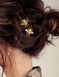 billige -legeret hårstift hovedstykke bryllupsfesten elegant klassisk feminin stil