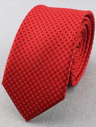 Недорогие -мужская мода sktejoan®business случайный свадебный галстук. (ширина: 6 см)