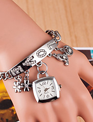cheap -Women's Watches Listing LOVE Bracelet Quartz Watch Cool Watches Unique Watches Fashion Watch
