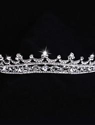 alliage tiaras headpiece noce élégant style féminin classique