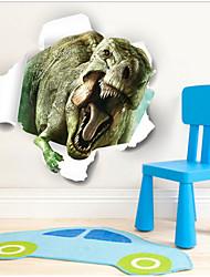 2015 nouvelle vignette fans du film de dinosaure mur du parc jurassique